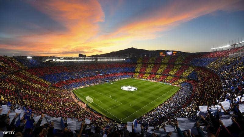 في ظاهرة فريدة برشلونة يبيع ملعبه لهدف نبيل