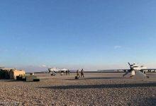 التحالف الدولي يسلم قاعدة القائم للقوات العراقية
