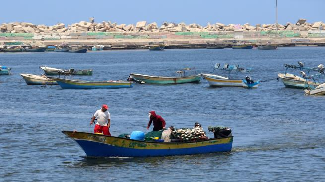 خفر السواحل ينتشل 219 مهاجر قبالة إسبانيا