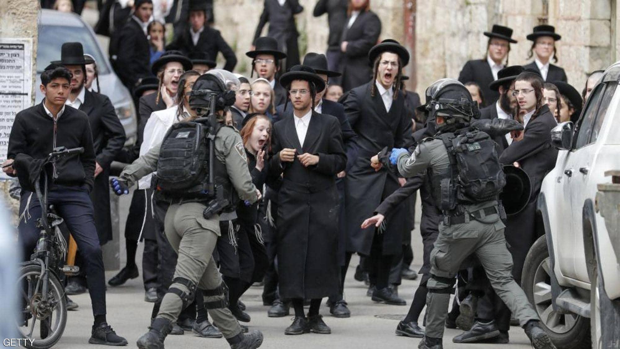 حاخامات وأزمات الوباء في إسرائيل