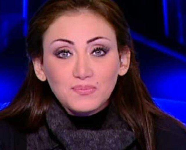 الاعلامية المصرية ريهام سعيد خضعت لعملية جراحية في وجهها