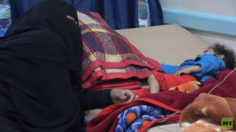 وباء الكوليرا يفتك بالمزيد من اليمنيين