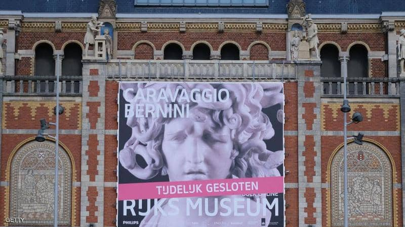 استغلوا اغلاق المتحف وسرقوا تحفة لفان غوخ