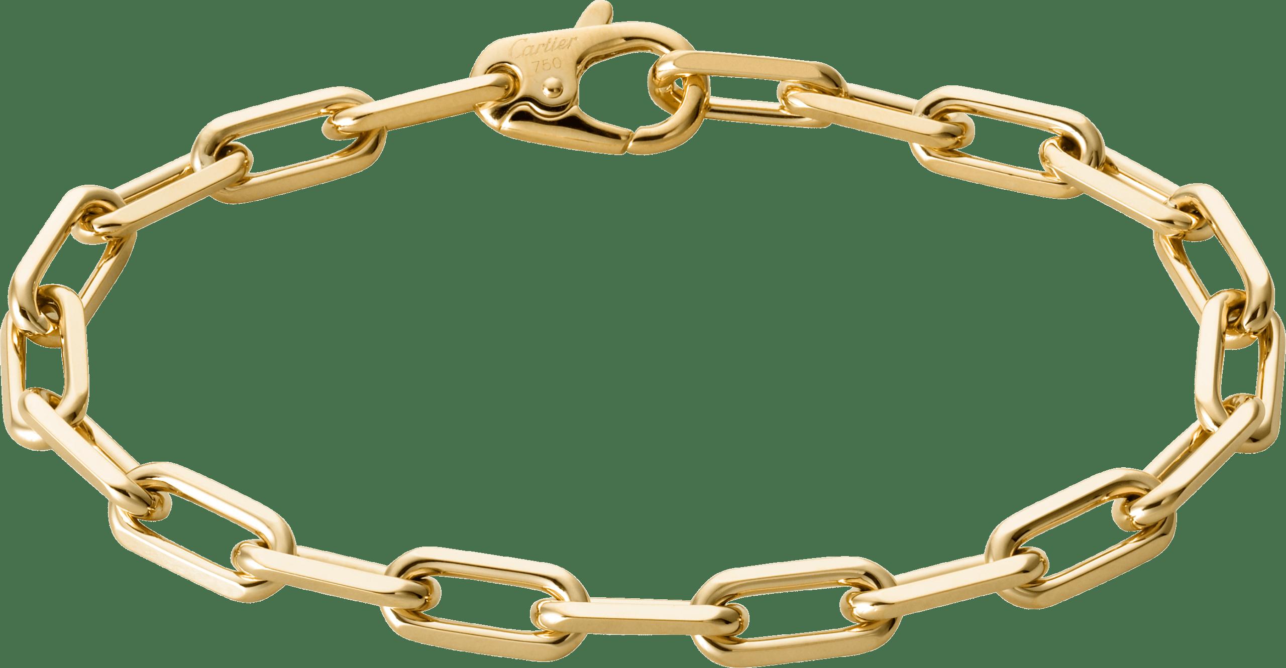 سوار بتصميم سلسلة Chain من كارتييه Cartier