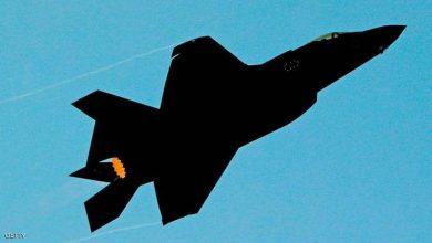 مقاتلة إسرائيلية من طراز إف- 35