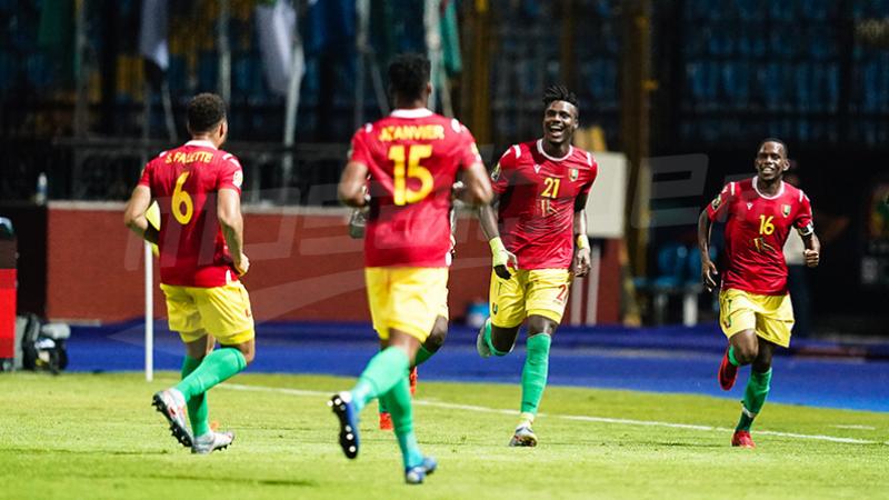 غينيا تهزم بوروندي في كأس إفريقيا 2019