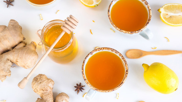 خلطة الكركم والعسل
