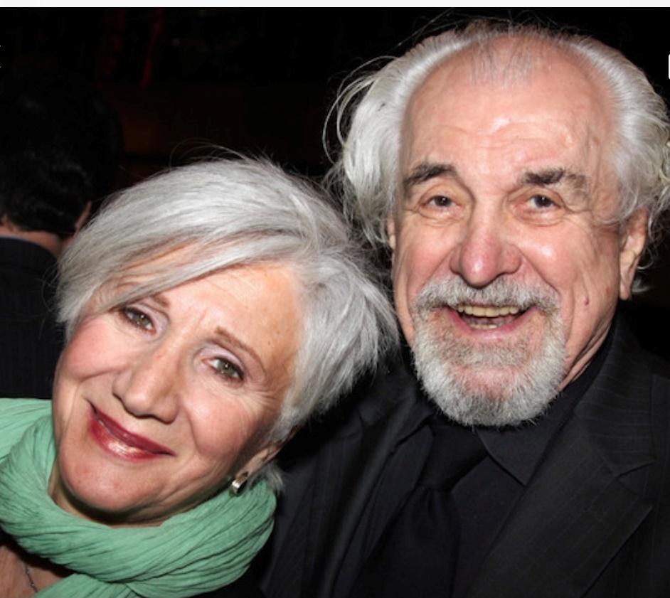 ي تويترأولمبيا عاشت سعيدة مع زوجها لويس ستة عقود-الصورة من حساب شير ف