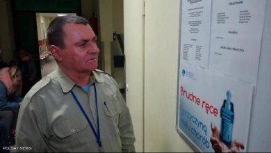 يانوش استعاد بصره وعمل حارسا في المستشفى