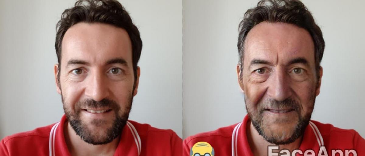 """""""فيس آب"""" (Face App) تسلية الكترونية لا تخلو من المخاطر"""