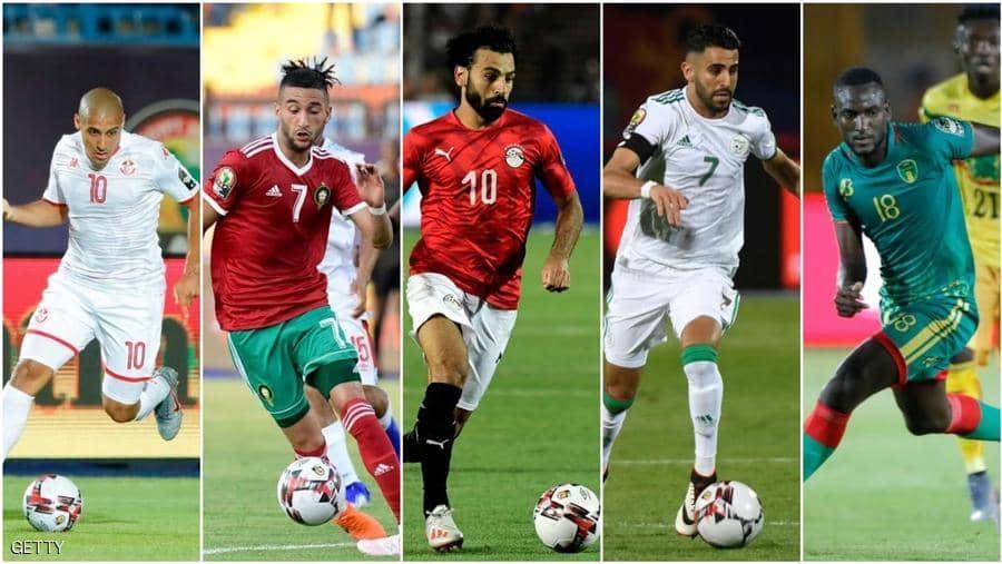 بعد اسبوع من أمم أفريقيا شاهد ماذا فعلت المنتخبات العربية ؟