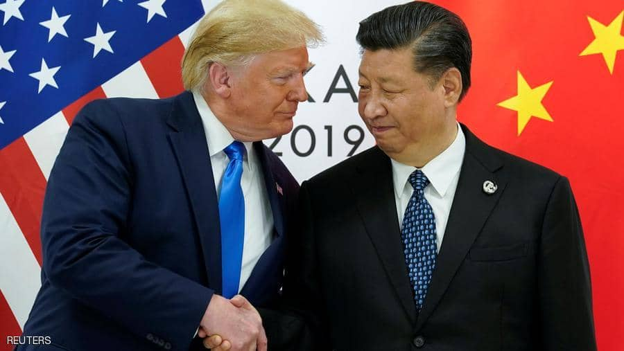 انفراج أزمة هواوي الصينية بعد اجتماع بين ترامب وشي