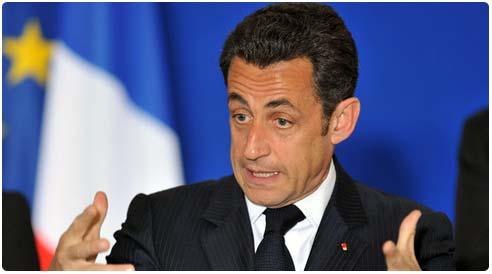 ساركوزي يدافع عن اختيار قطر