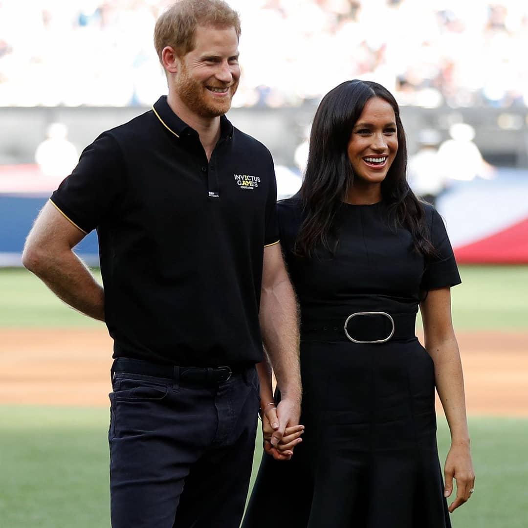 تراجعت شعبية الأمير هاري وميغان إلى أدنى مستوى عقب مقابلتهما لأوبرا وجنازة الأمير فيليب-الصورة من أنستغرام