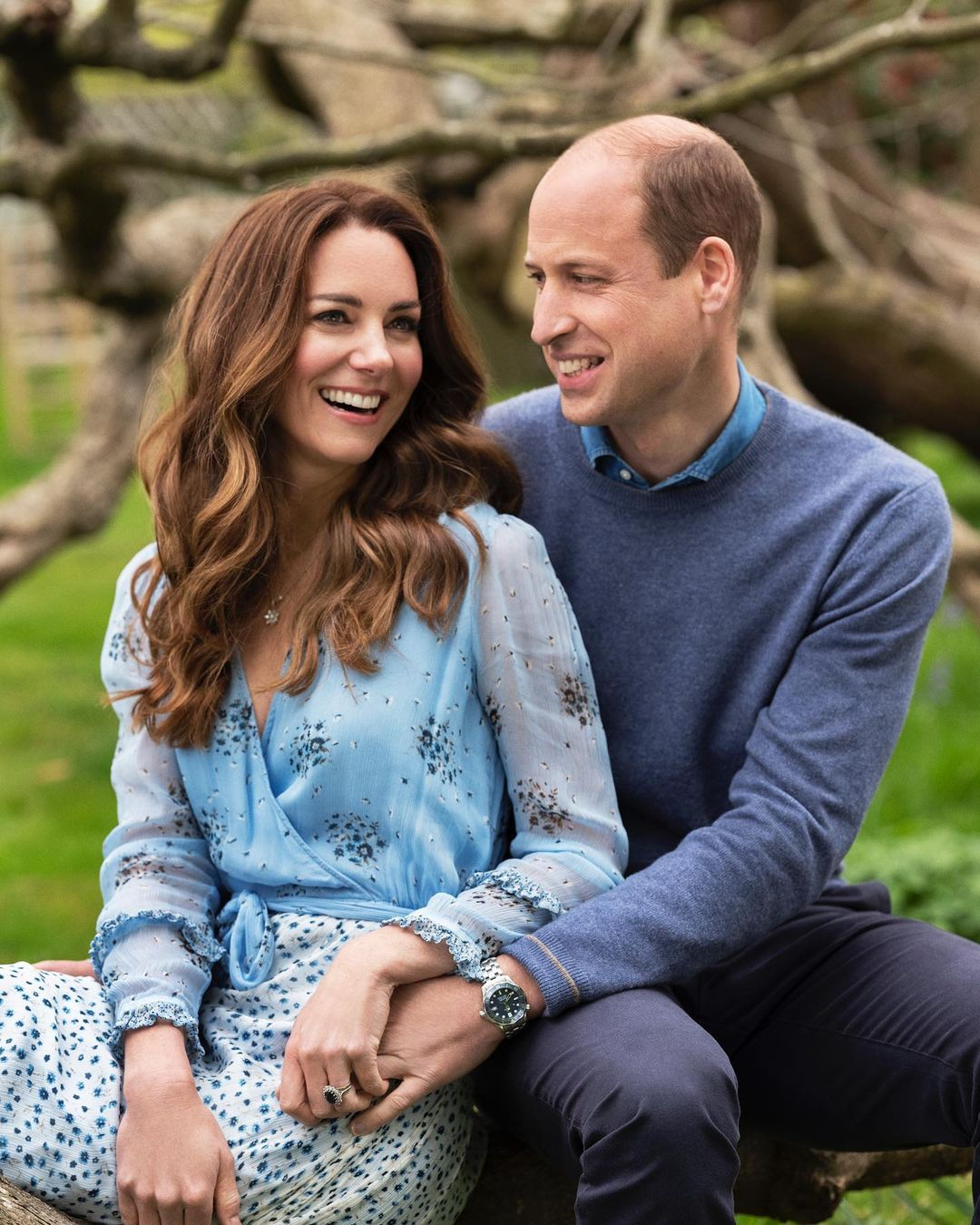 الأمير ويليام وكيت ميدلتون بعد مرور عقد على زواجهما سعيدان أكثر من أي وقت مضى-الصورة من أنستغرام