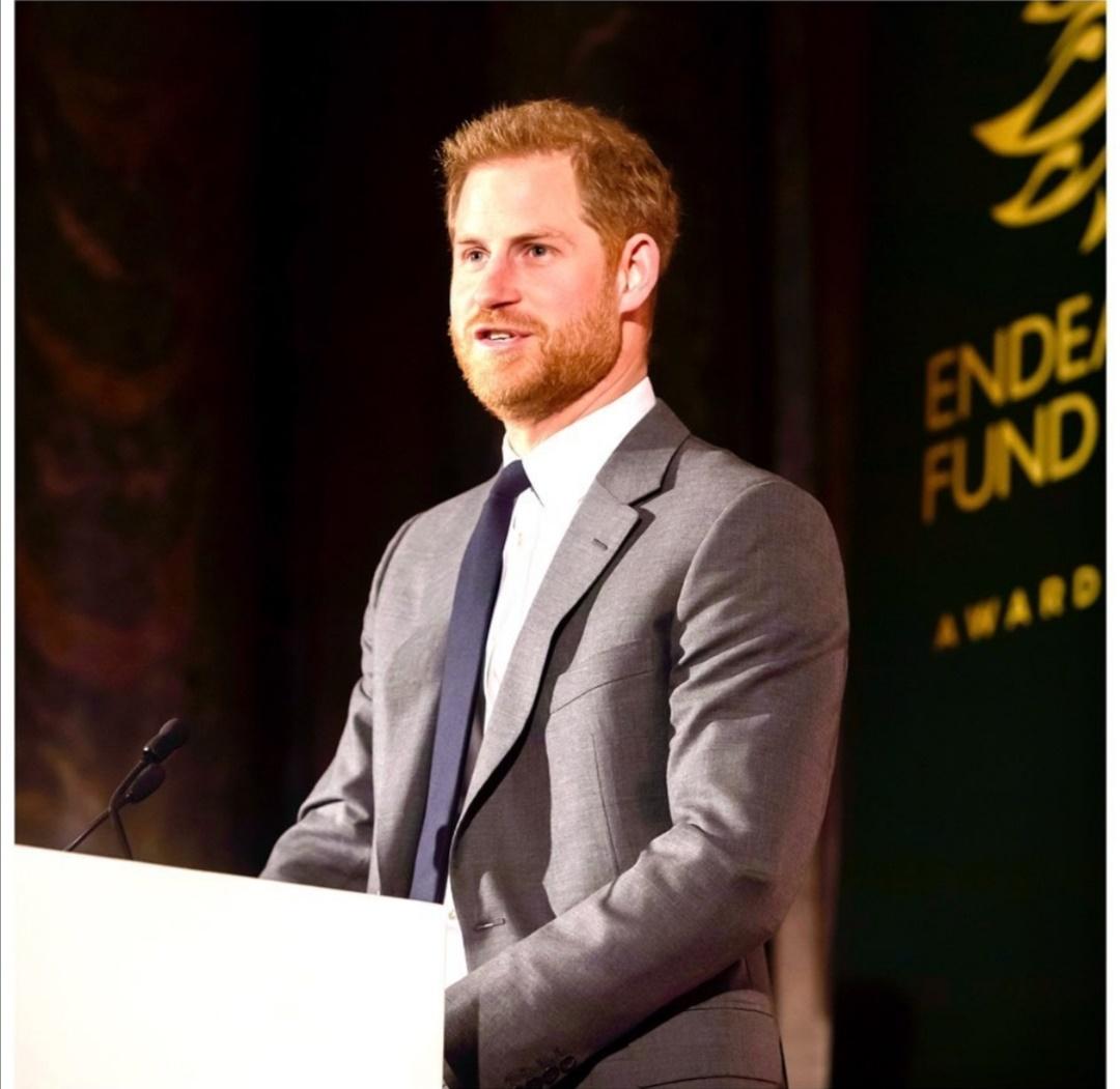 الأمير هاري- الصورة من حساب Sussex royal على إنستغرام3