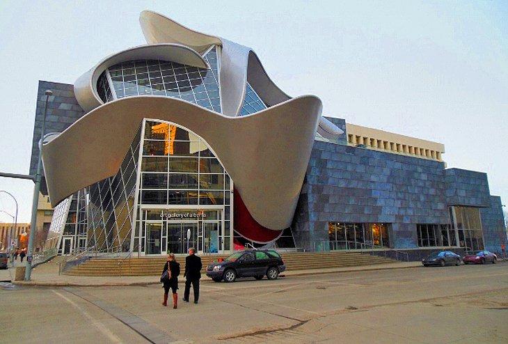 معرض الفنون في ألبرتا
