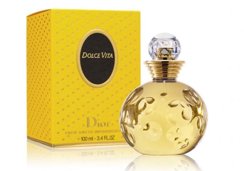 عطر دولتشي فيتا من ديور Dior