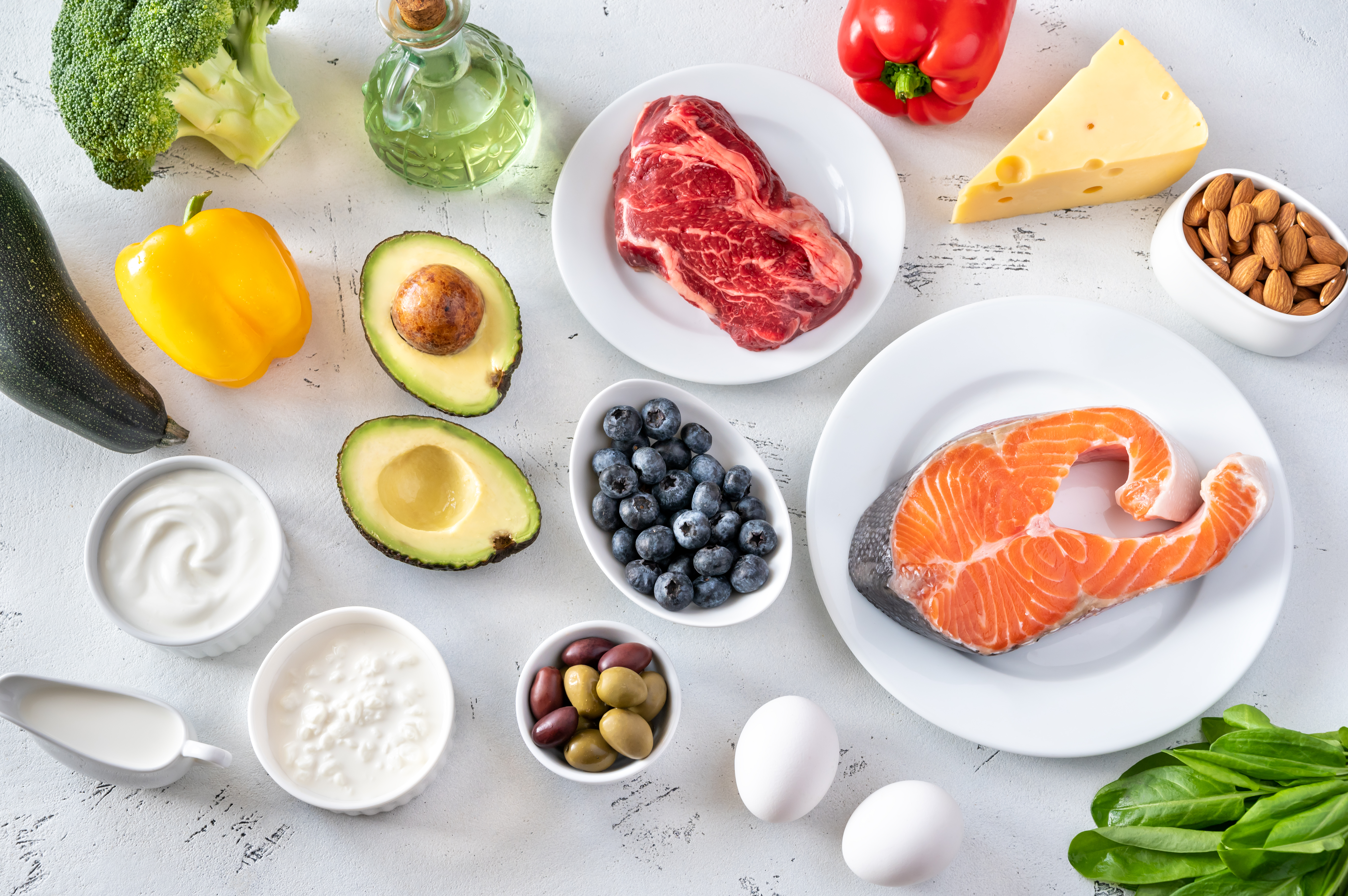 أطعمة تساعد في تنحيف البطن