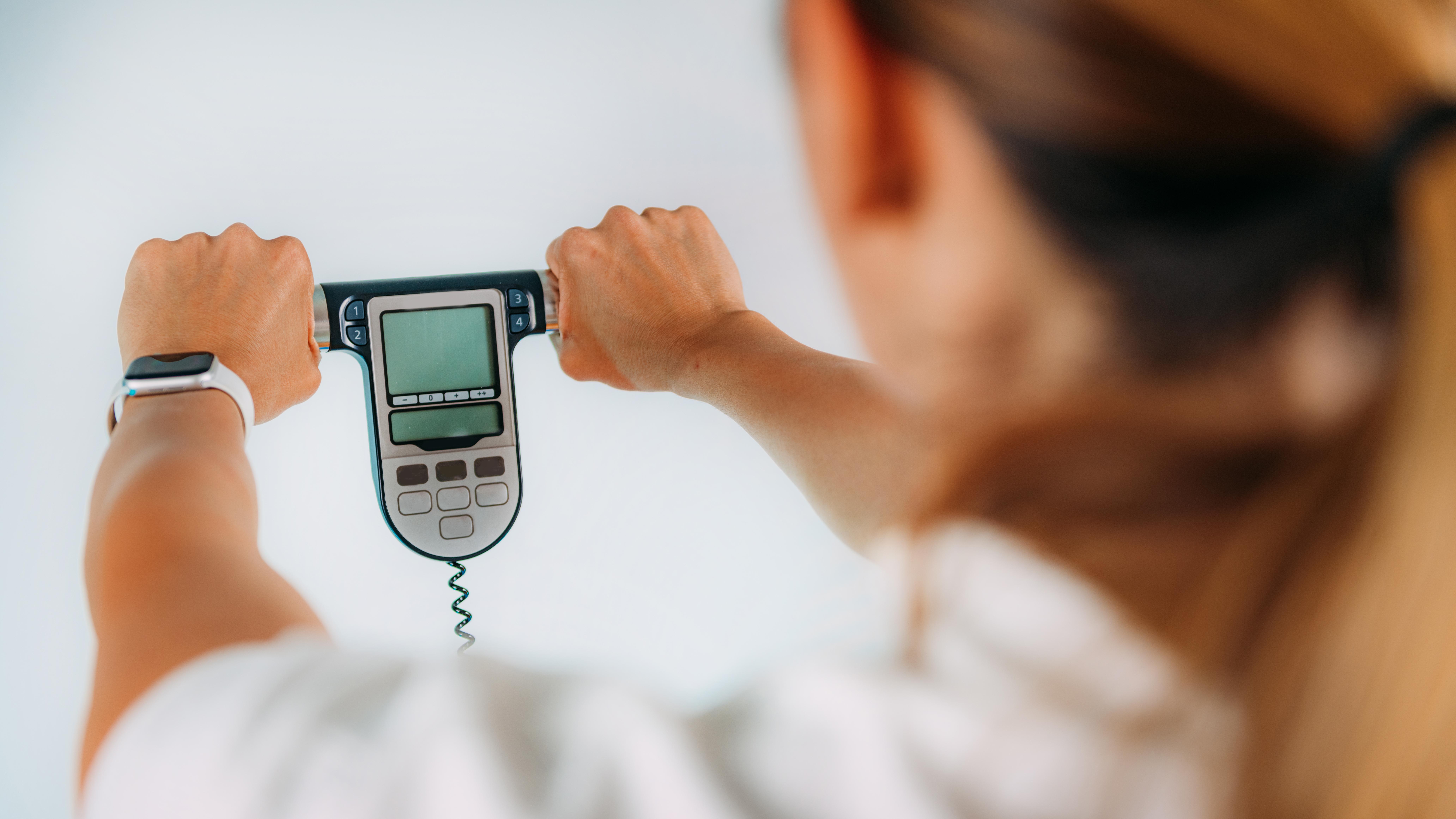 قياس دهون الجسم