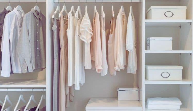 ترتيب الملابس بطريقة ماري كوندو