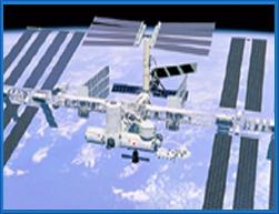 الصين تبني محطة فضائية