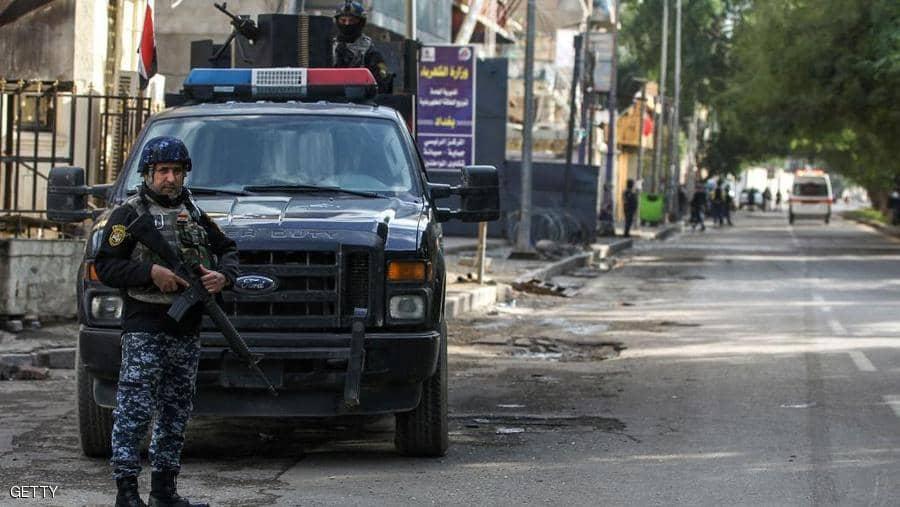 وفاة 12 شخص وجرح اخرين في انفجار في كربلاء العراق