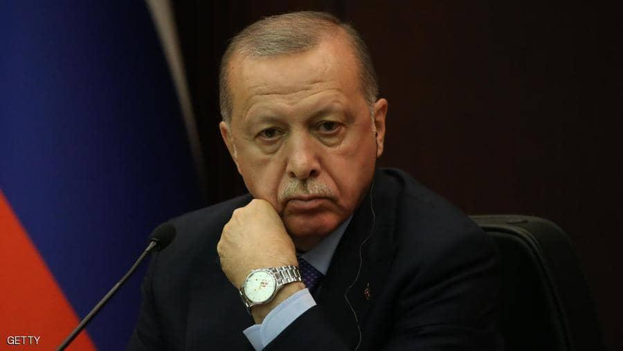 مصر ترد على أردوغان باستدعاء القائم بالأعمال التركي في القاهرة