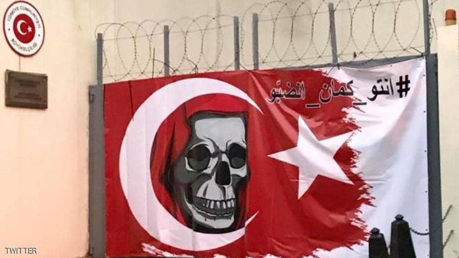 مناوشات حادة بين تركيا ولبنان بسبب افعال استفزازية من الطرفين