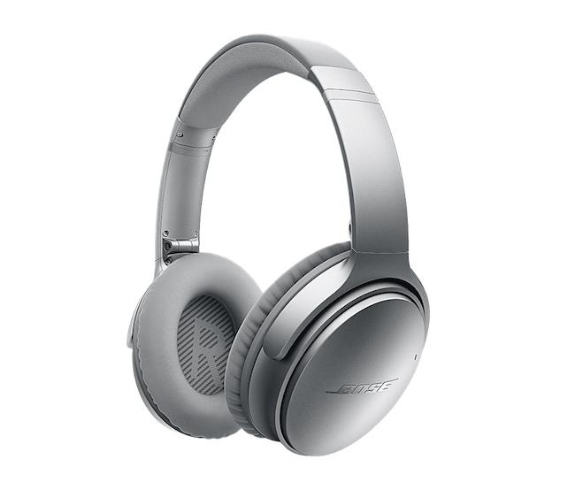 سماعة جديدة مانعة للضجيج من شركة بوز