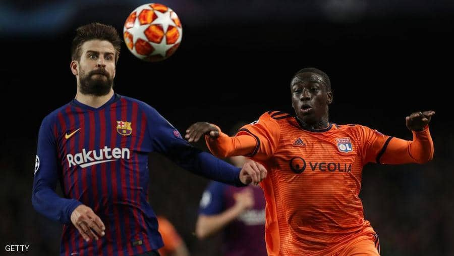 المدافع الفرنسي فيرلان ميندي ينظم الى ريال مدريد الإسباني