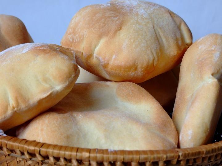 اضرارالخبز الأبيض