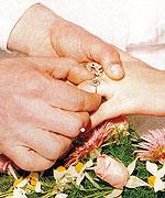 اختيار خاتم الخطوبه