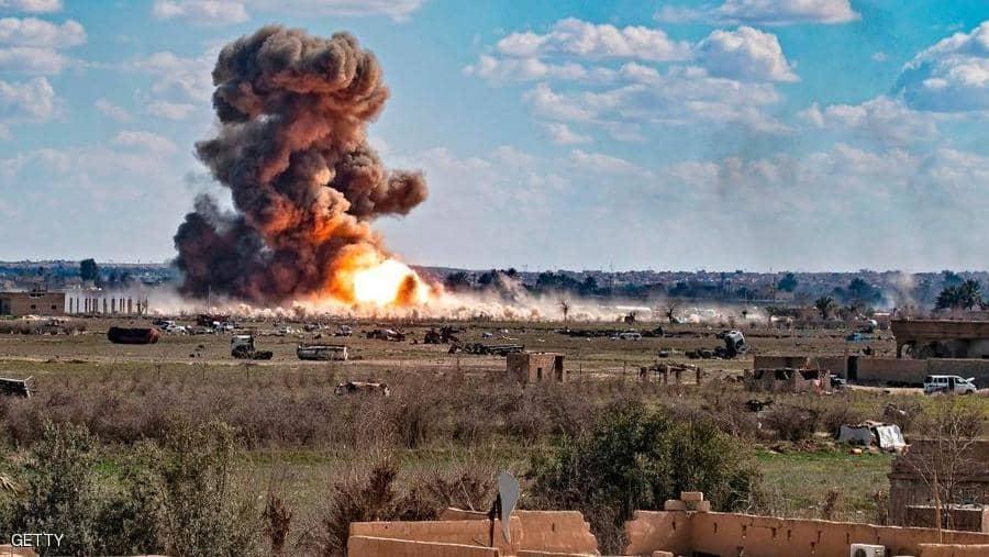 انسحاب امريكا من شمال سوريا يمهد الطريق امام عملية تركية