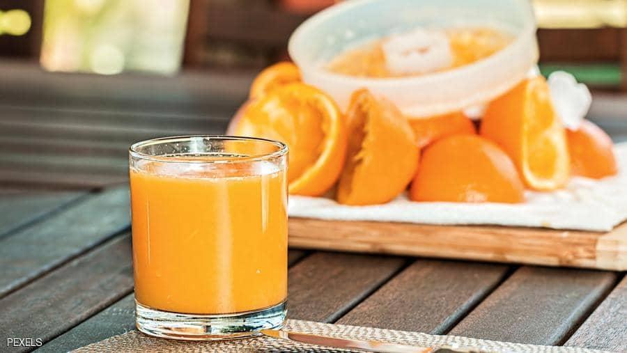 لا تكثر من عصير البرتقال قد يسبب لك مرض السكري