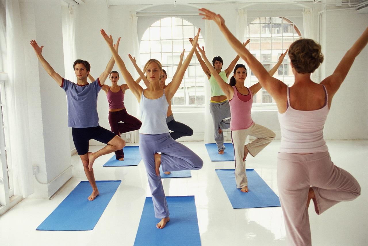 ممارسة تمارين اليوغا..فوائدها الصحية